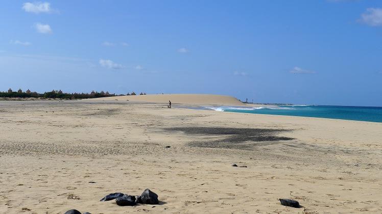 La Spiaggia di Ponta Preta
